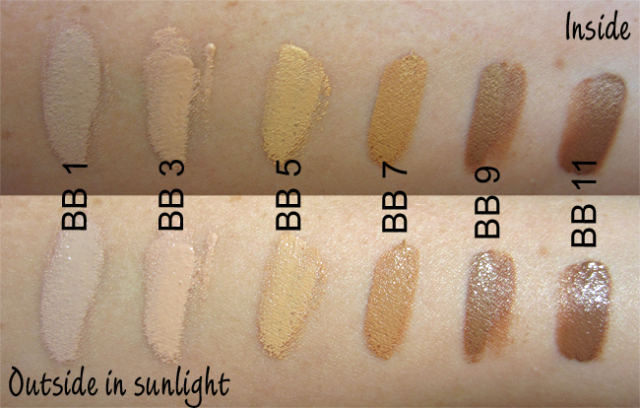 Glow Time Full Coverage Mineral BB Cream by Jane Iredale #7